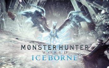 De nouvelles infos pour Monster Hunter World Iceborne !