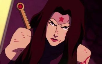 L'animé Wonder Woman : Bloodlines se montre enfin