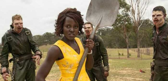 Little Monster : Lupita Nyong'o affronte des zombies dans un trailer délirant