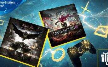 PlayStation Plus les jeux gratuits de septembre 2019 !