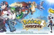Pokémon Masters est enfin disponible !