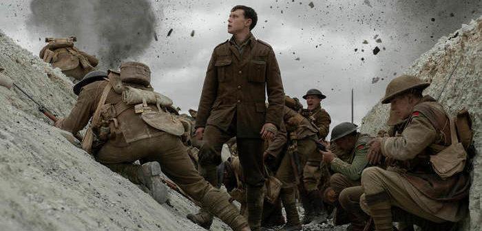 Sam Mendes nous dévoile 1917 dans une bande annonce explosive