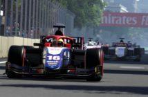 Test F1 2019 met la gomme !