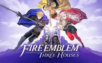 Test Fire Emblem Three Houses, pour trois fois plus de plaisir ?