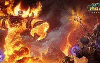 World of Warcraft Classic est désormais disponible !