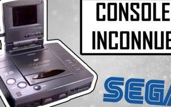 6 Consoles de Sega inconnues