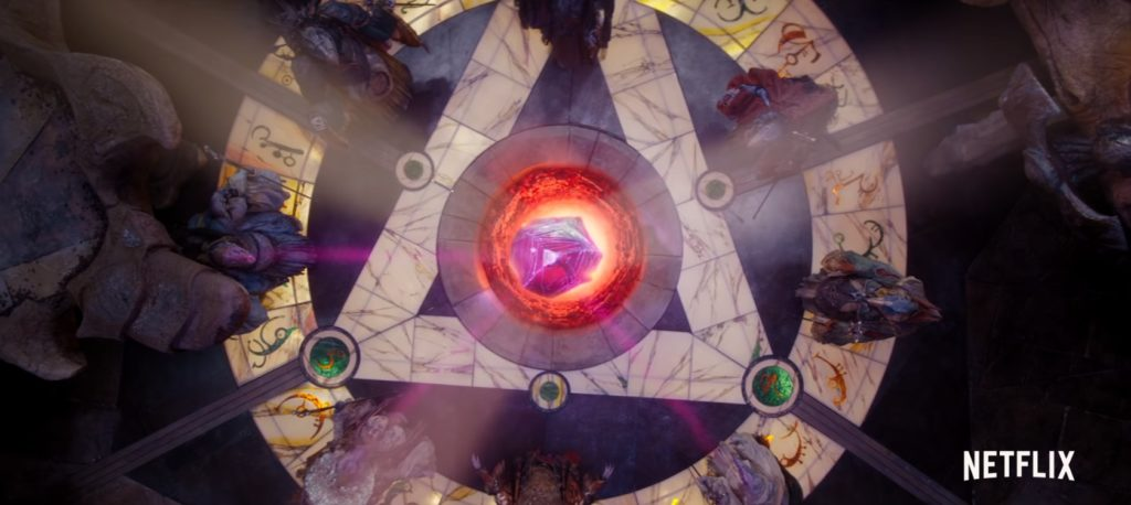 Critique Dark Crystal  Le temps de la résistance  brillant préquel
