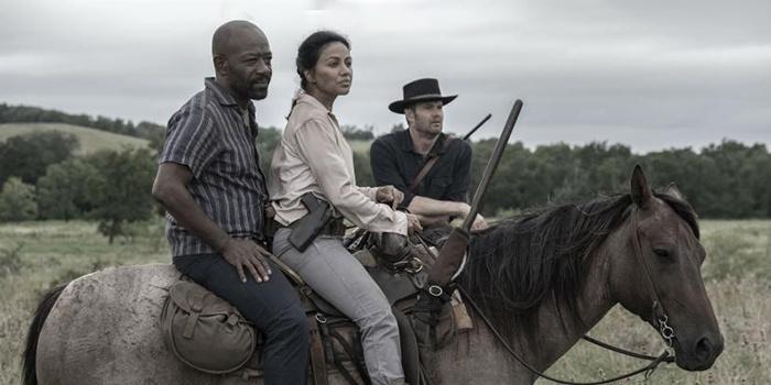 Critique Fear The Walking Dead saison 5 : pénible survie