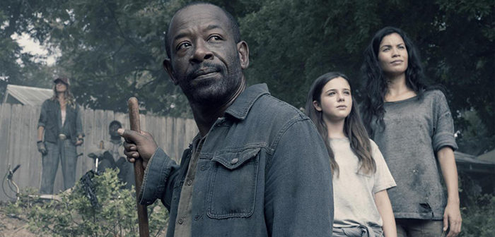 Critique Fear The Walking Dead saison 5 : pénible survie