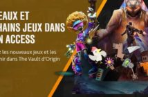 Origin Access et EA Access : ce qui t'attend ce mois-ci !