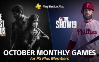 The Last of Us Remastered en octobre sur le PlayStation Plus !