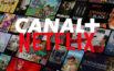 Canal + et Netflix s'allie pour proposer une offre groupée en France
