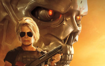 Terminator Dark Fate affiche ses personnages