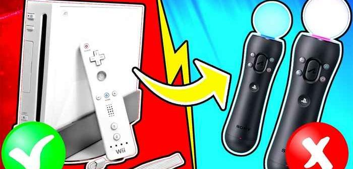 5 fois où Sony a copié Nintendo