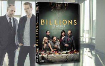 Concours Billions saison 1 2 coffrets DVD à gagner !