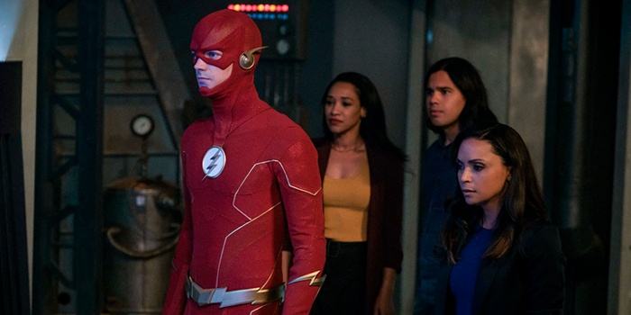 Critique The Flash saison 6 épisode 1 : Flash, king of the impossible
