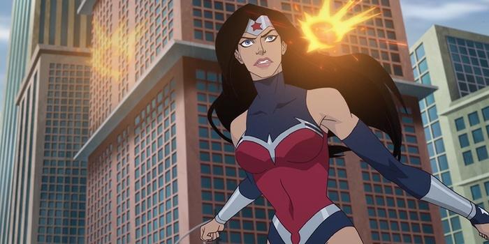 Critique Wonder Woman Bloodlines : mythologie pauvrette