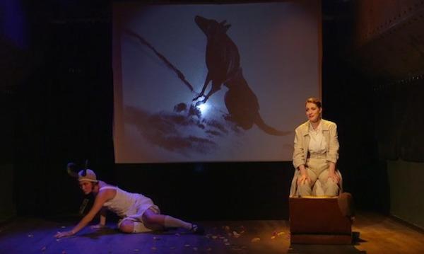 Critique spectacle – Si le loup y était.