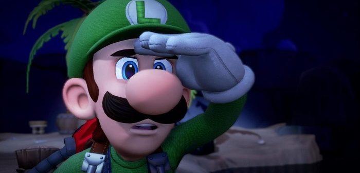Découvrez la pub TV de Luigi's Mansion 3