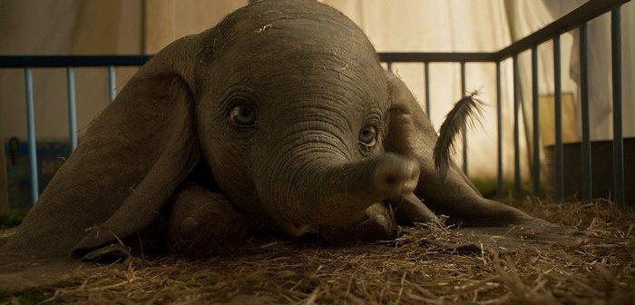 L'envol de Dumbo façon Burton