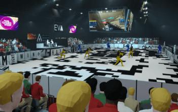 EVA, le stadium ESPORT VR ouvre ses portes pour la PGW