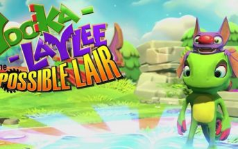Test Yooka Laylee and the impossible lair, des changements bienvenus ?