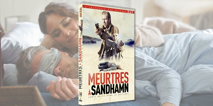 Concours Meurtres à Sandhamn saisons 8 & 9 : 3 coffrets DVD à gagner !