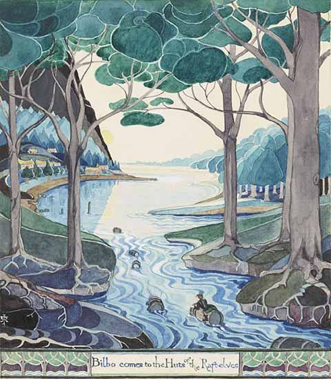Tolkien, voyage en Terre du Milieu depuis... Paris !