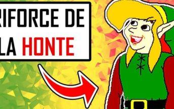ZELDA PHILIPS CDI : La Triforce de la Honte