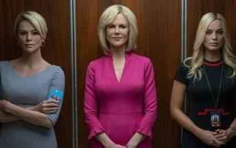 Robbie, Theron et Kidman réunies pour dénoncer le harcèlement dans le trailer de Scandale