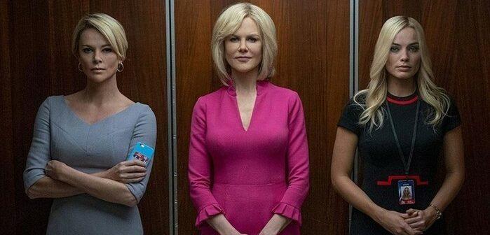 Theron, Kidman et Robbie réunies pour dénoncer le harcèlement dans le trailer de Scandale