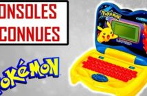 6 CONSOLES INCONNUES POKEMON