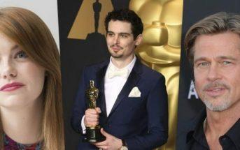 Babylon : Brad Pitt et Emma Stone dans le prochain Damien Chazelle