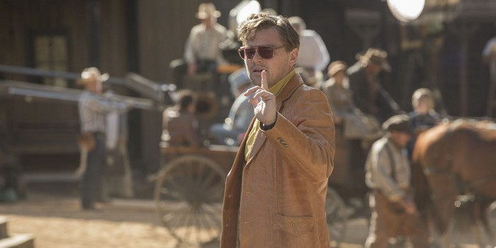 Critique Once Upon a Time in Hollywood