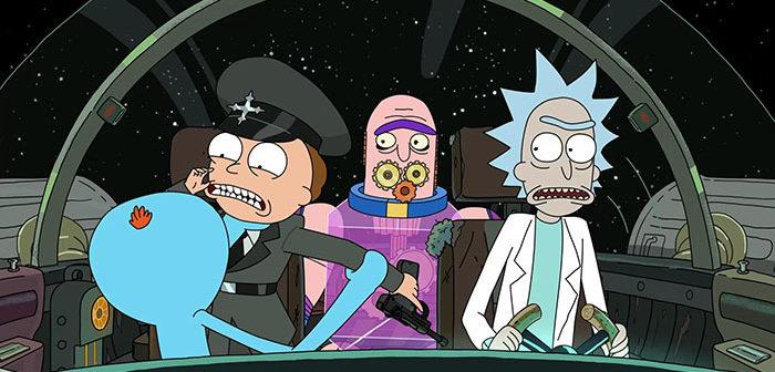 Critique Rick et Morty saison 4 épisode 1 : retour hallucinant