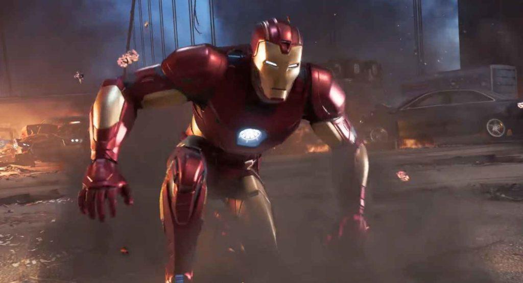 Marvel's Avengers, histoire inédite pour jeu vidéo inédit