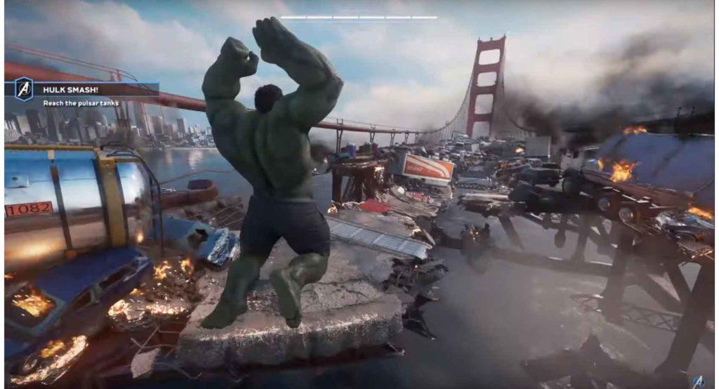 Marvel's Avengers, histoire inédite pour jeu vidéo inédit _2