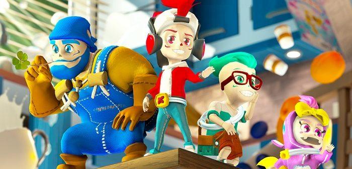 Preview Skelittle : A Giant Party!! le party game de ta boîte de céréales !