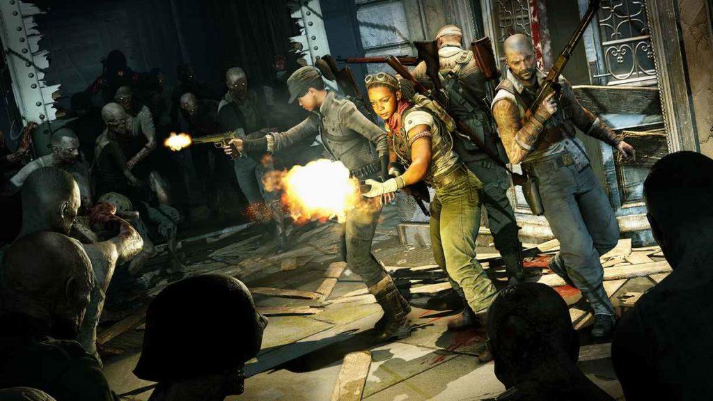 Preview Zombie Army 4 - Dead War, loin d'être décharné_ coopération