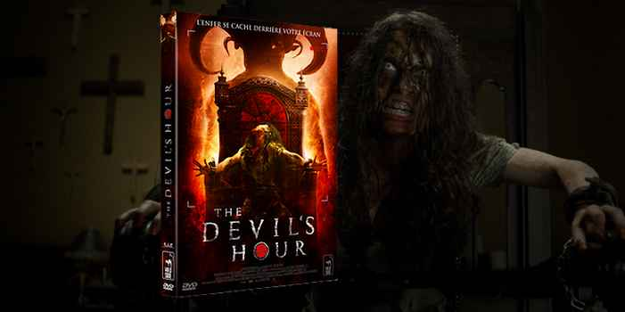 Concours The Devil's Hour : 3 DVD à gagner !