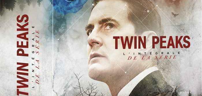 TWIN PEAKS en coffrets 22 DVD et 15 Blu-ray, mercredi 6 novembre