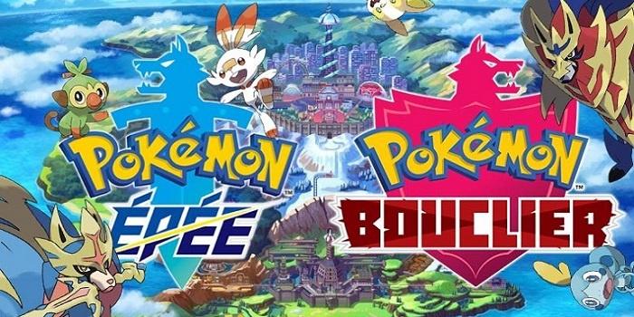 Test Pokemon Bouclier Un Coup D Epee Dans L Eau L Info