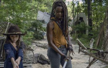 The Walking Dead : bande-annonce pour la seconde mi-saison 10