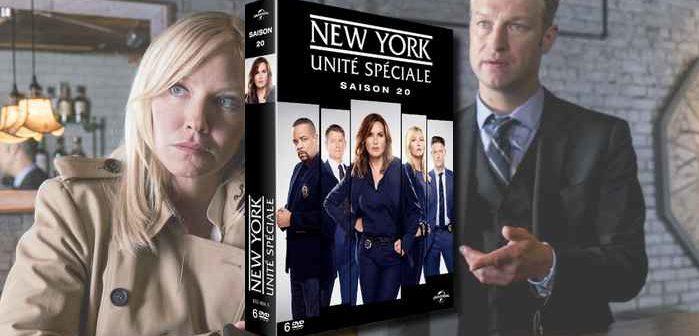 Concours New-York Unité spéciale Saison 20 2 coffrets à gagner !