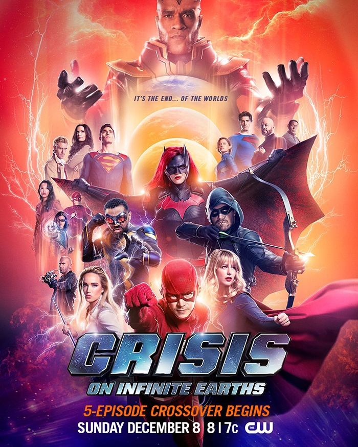 Crisis on Infinite Earths dévoile son trailer