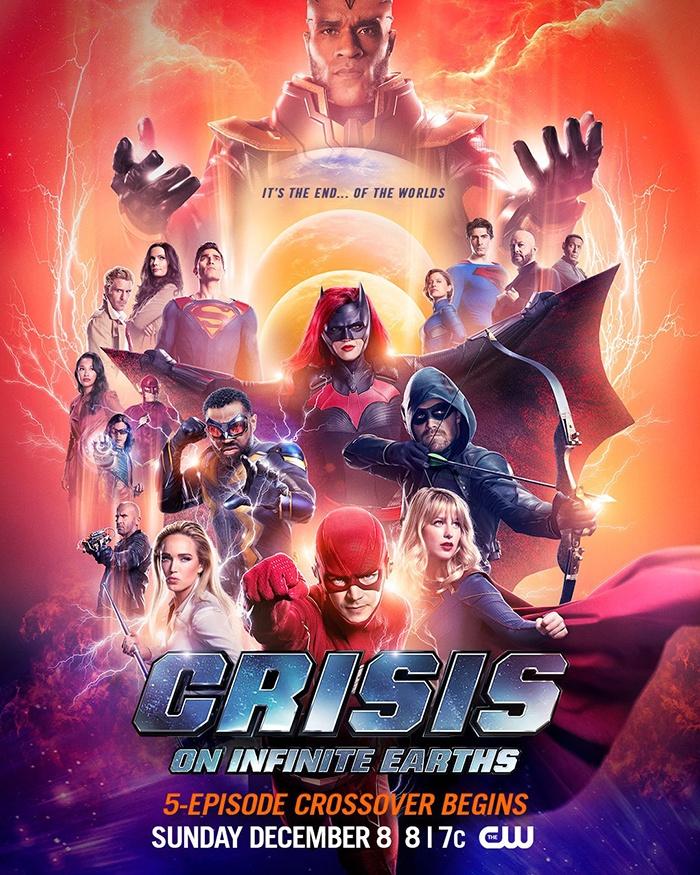 Crisis on Infinite Earths dévoile son trailer
