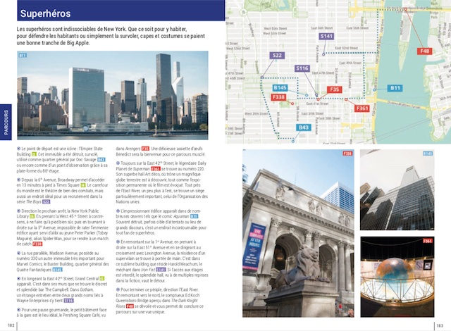 Critique Livre – Le guide New York