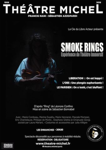 Critique spectacle – Smoke rings