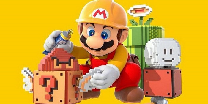 Link s'invite dans Super Mario Maker 2