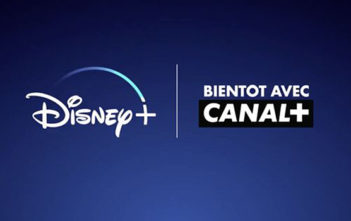 Disney+ s'associe exclusivement avec Canal+ en France